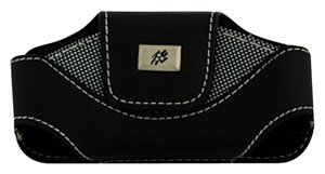 UPC 758302616640, Cellular Innovations Universal Horizontal Suede Pouch (Black)