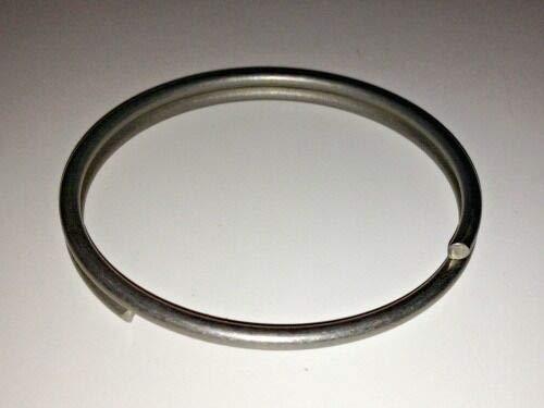 (pack of 25) Split Ring, Stainless Steel - 2'' O.D.