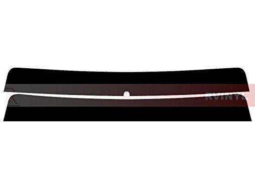 Rtint Window Tint Kit for Honda Ridgeline 2006-2014 - Windshield Strip - 5%