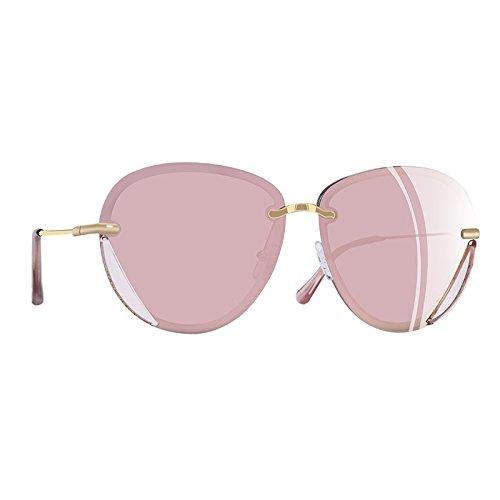 C2ROSA polarizadas gafas TIANLIANG04 Gafas atrás sol mujeres a de UV40 adaptadas las C2Pink qTwOtPw
