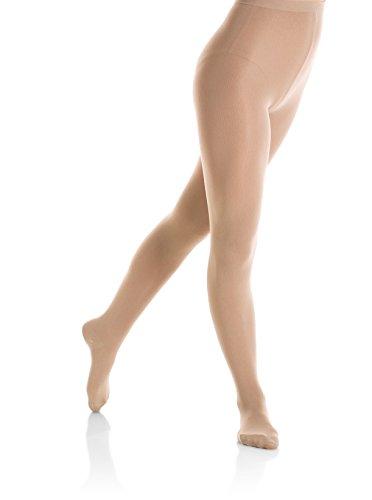 Mondor Tights Footed - Mondor 3345 Footed Figure Skating Tights (Ladies)