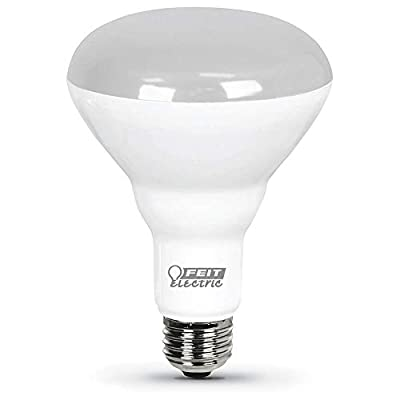 Feit Electric BR30 Dimmable LED, 85W Equivalent, 5000K Pack of 24
