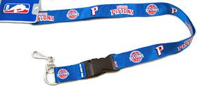 NBA Detroit Pistons Lanyard ()
