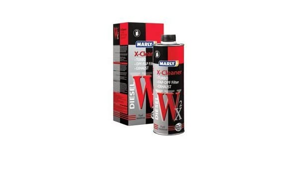 Marly Wx2 x-cleaner Turbo cartucho filtro de partículas (DPF) 1L: Amazon.es: Coche y moto