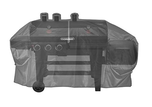 Cloakman 5050/5650 Cover fits Char-Griller Triple Play Duo/Double Play with Side Fire Box 8080