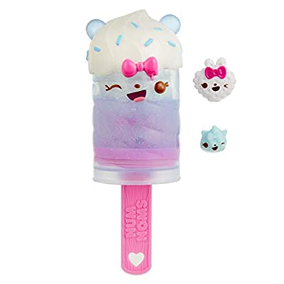 Num Noms Snackables Melty Pops Candy Stripe Pop with Scented Melting Slime: Toys & Games