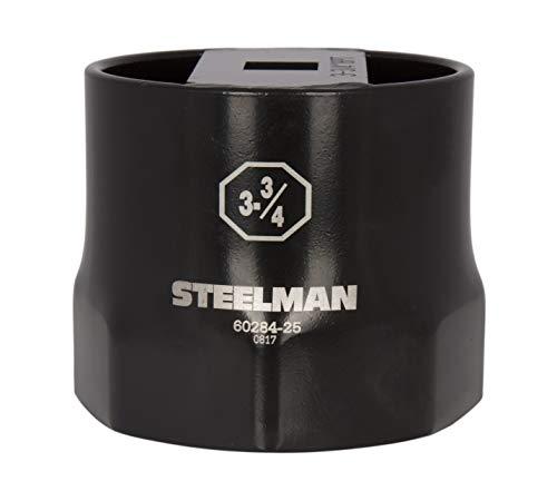 Spindle Locknut Socket - STEELMAN 60284-25 3-3/4-Inch 8-Point Locknut Socket, 3/4-Inch Drive