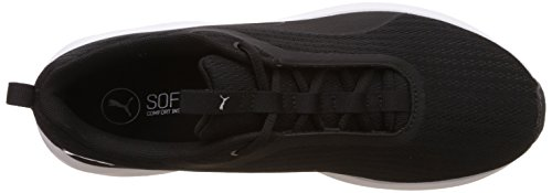 Indoor Nero Puma Scarpe Wn's black Prowl white Sportive Donna xROgTRn