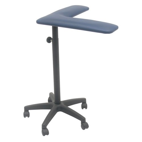 Benchpro Deluxe Polyurethane Hd Cleanroom Lab Chair Workbench Stool With Footring And
