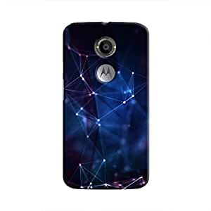 Cover It Up - Connection Points Moto X2 Hard Case