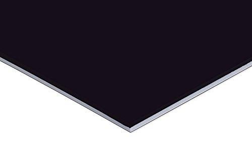 Pacon Foam Board, Black, 20'' x 30'', 10 Sheets by Pacon