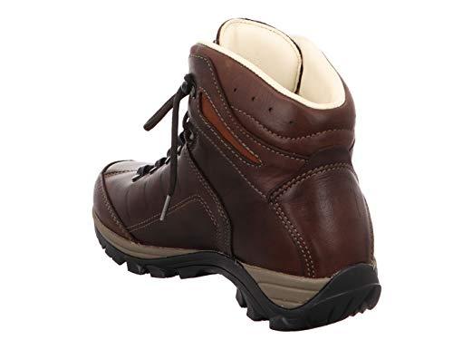 Meindl Tessin Lady Brun Chaussures Foncé 40 Identity Zqa1qxd