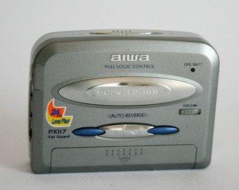 AIWA HS PX 117 Walkman Personal Cassette Player