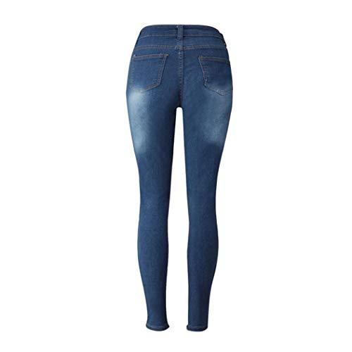 Itisme Blu Jeans Jeanshosen Impero Donna qBwB84X
