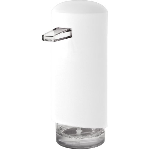 Better Living Products 70250 Foam Soap Dispenser, Matte White by Better Living