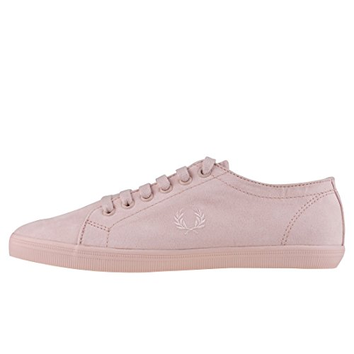 FRojo Mujer Rose Microfibre Zapatillas Rosa Kingston Perry Dust SvS5qxAr