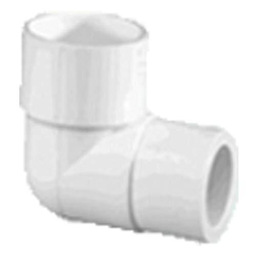 Lasco - 406-101 - 90 Degree Reducer Elbow 3/4 x 1/2
