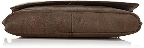 Sansibar Pochettes Marron Clutch Brown Dark qF8Rrq