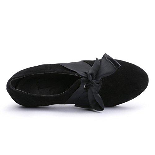Talons Hauts à Mate Q Talons Cheville amp;Q Peau Chaussures Femme Bottes Bottes 8046FD de avec Black Bottes Nues Cuir Hauts 8ZqBIfwqx