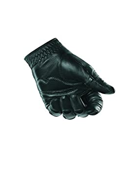 Bionic GGNBMLML Men's StableGrip with Natural Fit Black Golf Glove, Left Hand, Medium/Large