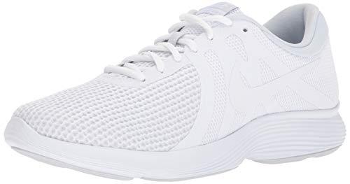 white 100 Nike Scarpe Platinum Bianco pure Uomo 4 Revolution Running white f6T7wRq