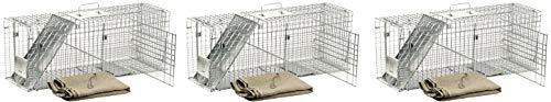 - Havahart 1099 Feral Stray Cat Rescue Kit (3 Kits)