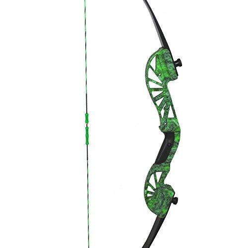 AMS Bowfishing Water Moc Recurve Bow Only