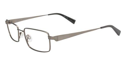 Flexon Flexon 454 Eyeglasses 021 Brushed Pewter Demo 51 18 140