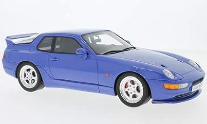 Amazoncom Porsche 968 Turbo S Blue 0 Model Car Gt