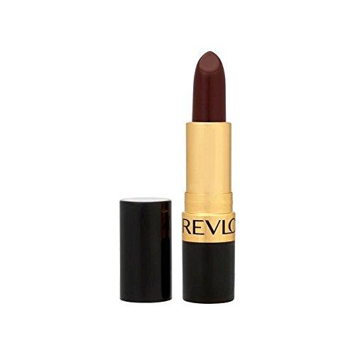 Revlon Super Lustrous Lipstick Black Cherry 477 (Pack of 6) - レブロンスーパー光沢のある口紅ブラックチェリー477 x6 [並行輸入品] B071H9SCDX