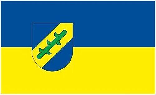 U24 Motorradflagge D/örentrup Fahne Flagge 20 x 30 cm