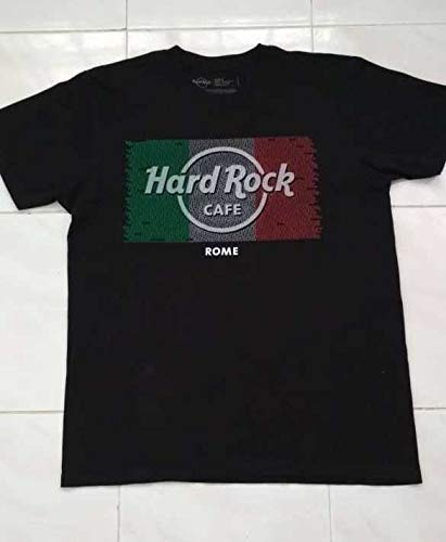 Amazon.com: Hard Rock Cafe Rome Shirt: Handmade
