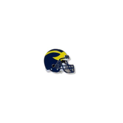 NCAA Michigan Wolverines Helmet Pin