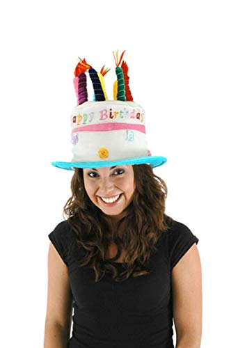 (elope Birthday Cake Hat)