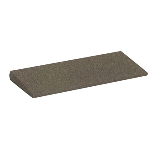 India Slip - Norton 61463687185 Cs44 India Round Edge Slip Coarse 4-1