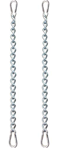 KLIFFHÄNGER Chain with Two carabiners, Variable Attachment for Hanging Chair (2)| Different Designs