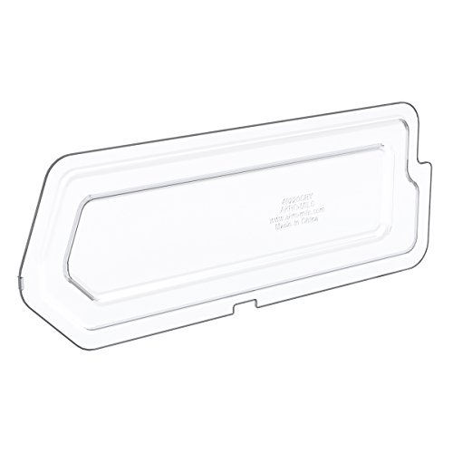 Akro-Mils 40220CRY Clear Lengthwise Dividers for 30220, 30320 Akro Bin, 6-Pack by Akro-Mils