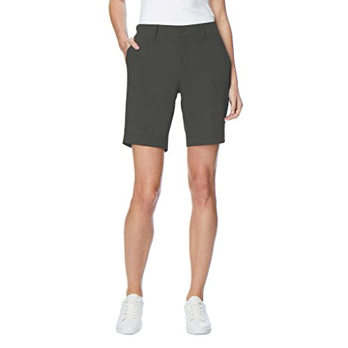Ladies' Woven Short with Stretch (Wholesale Ladies Short)