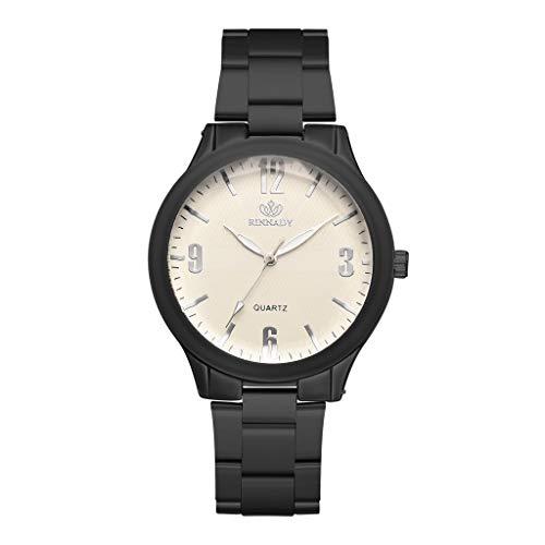 chenqiu Women's Fashion Elegant Quartz Watch, Geometric Surface dial Alloy Strap, Simple Luxury Outdoor Waterproof Watch