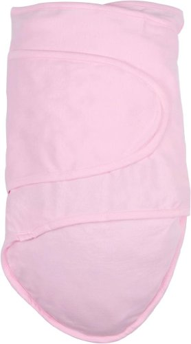 Miracle Blanket Swaddle, Garden Pink, One Size