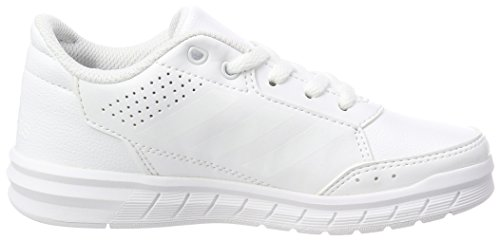 Gimnasia ftwr K ftwr Grey De Niñas Zapatillas Blanco White S12 White clear Altasport Para Adidas fSIWwpqn