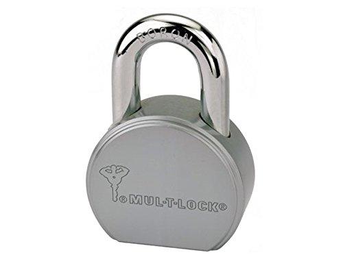 Mul-T-Lock Junior TSR Heavy Duty Round Body Padlock - Non Key Retaining- 7/16