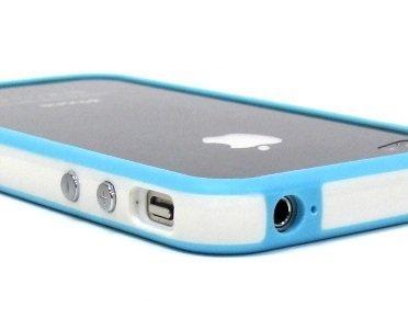 iphone 4 bumper pink - 9