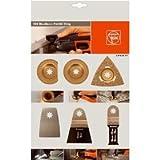 Fein 63903167399 MulltiMaster Profkit Tile Blades for Fein MultiMaster