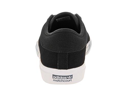 Zapatillas Adidas Hombres Matchcourt Rx2 Skate Cblack / Cardobo / Ftwwht