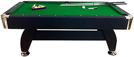 giordanoshop Tavolo da Biliardo Professionale Panno Verde 188x96