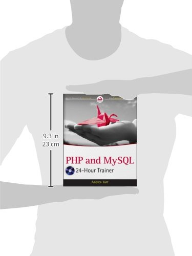 PHP and MySQL 24-Hour Trainer by Brand: Wrox