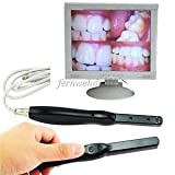 Alcoa Prime New Dental HD USB 2.0 Intraoral Oral Camera 4 Mega Pixels 6-LED Best Imaging