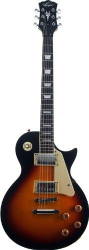 - Oscar Schmidt OE20TS Electric Guitar - Tobacco Sunburst