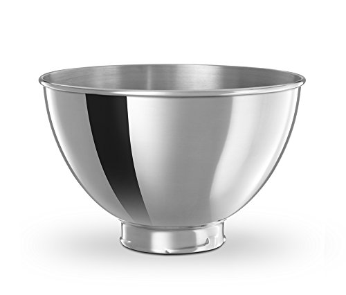 KitchenAid KB3SS 3-Quart Stainless Steel Bowl for Tilt-Head Stand Mixers (Kitchenaid Mixing Bowls White compare prices)